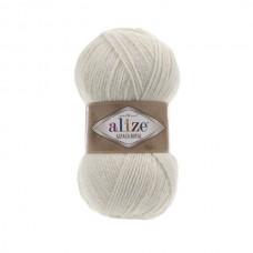 152 Пряжа Alize Alpaca Royal бежевый меланж