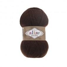 201 Пряжа Alize Alpaca Royal коричневый