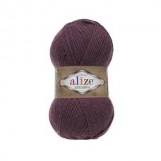 169 Пряжа Alize Alpaca Royal гнилая вишня