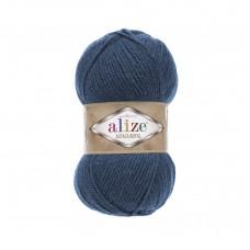 381 Пряжа Alize Alpaca Royal джинс