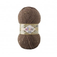 688 Пряжа Alize Alpaca Tweed беж меланж