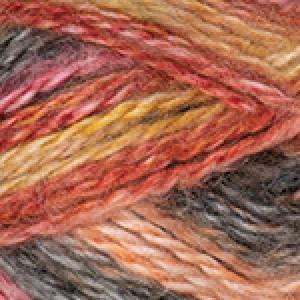 438 Пряжа Yarn Art Alpine Angora Melange
