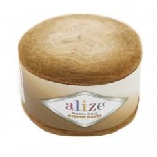 7356 Пряжа Alize Angora Gold Ombre Batik