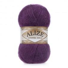 111 Пряжа Alize Angora Gold фиолетовый
