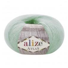 19 Пряжа Alize Atlas водяная зелень
