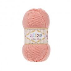 145 Пряжа Alize Baby Best персиковый