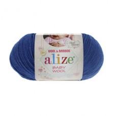 141 Пряжа Alize Baby Wool василек