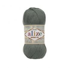 192 Пряжа Alize Bamboo Fine азур