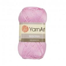 0319 Пряжа YarnArt Begonia светло-розовый