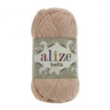 417 Пряжа Alize Bella нагой