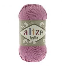 198 Пряжа Alize Bella темно-розовый