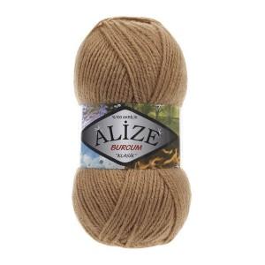 127 Пряжа Alize Burcum Klasik карамель