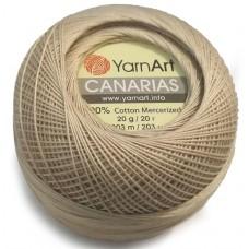 4660 Пряжа YarnArt Canarias беж