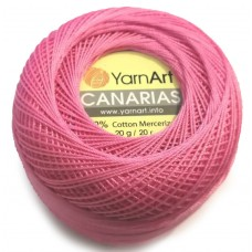 5001 Пряжа YarnArt Canarias ярко-розовый