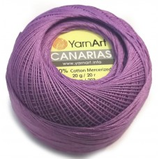 6309 Пряжа YarnArt Canarias сирень
