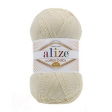 1 Пряжа Alize Cotton Baby Soft