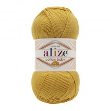 113 Пряжа Alize Cotton Baby Soft цыпленок