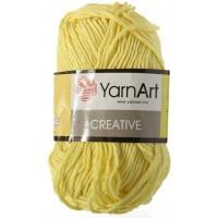 224 Пряжа YarnArt Creative лимон