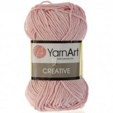 229 Пряжа YarnArt Creative розовый