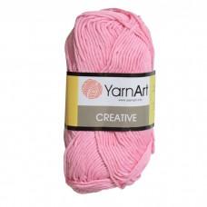 230 Пряжа YarnArt Creative розовый