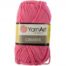 231 Пряжа YarnArt Creative ярко-розовый