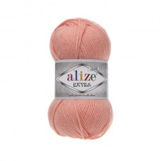 145 Пряжа Alize Extra персиковый