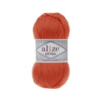 407 Пряжа Alize Extra светло-терракотовый