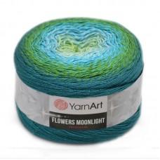 3256 Пряжа YarnArt Flowers Moonlight