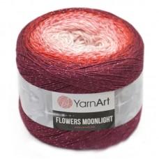 3269 Пряжа YarnArt Flowers Moonlight