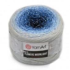 3271 Пряжа YarnArt Flowers Moonlight