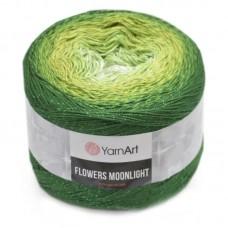 3283 Пряжа YarnArt Flowers Moonlight