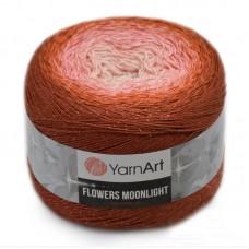 3288 Пряжа YarnArt Flowers Moonlight