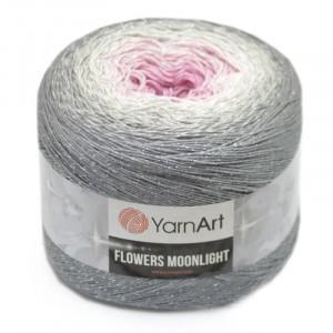 3293 Пряжа YarnArt Flowers Moonlight