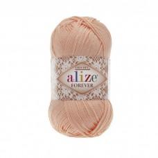 282 Пряжа Alize Forever светло-персиковый