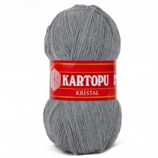 1001 Пряжа Kartopu Kristal