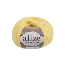 187 Пряжа Alize Lanacoton лимон
