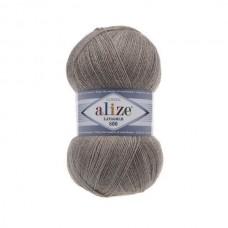 207 Пряжа Alize Lanagold 800 светло-коричневый