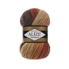 2626 Пряжа Alize Lanagold Batik