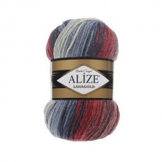 2978 Пряжа Alize Lanagold Batik