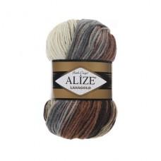 3341 Пряжа Alize Lanagold Batik