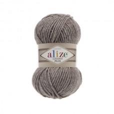 207 Пряжа Alize Lanagold Plus светло-коричневый