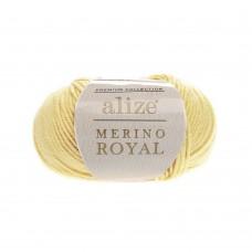 187 Пряжа Alize Merino Royal лимон