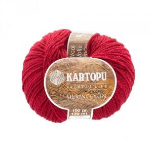 122 Пряжа Kartopu Merino Wool