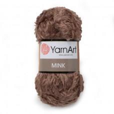 332 Пряжа YarnArt Mink светло-коричневый
