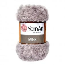 337 Пряжа YarnArt Mink светлый беж
