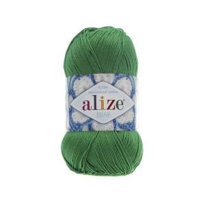 123 Пряжа Alize Miss изумруд