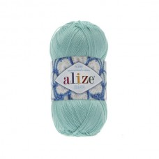 15 Пряжа Alize Miss светло-зеленый