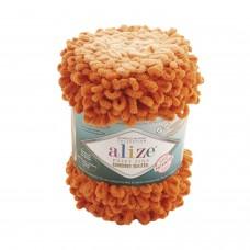 7296 Пряжа Alize Puffy Fine Ombre Batik