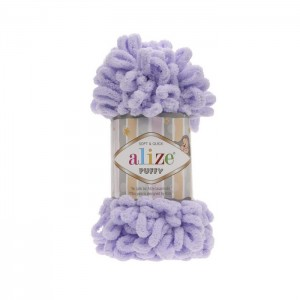 146 Пряжа Alize Puffy
