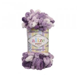 5923 Пряжа Alize Puffy Color